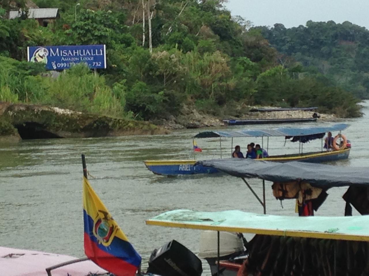 misahualli rio