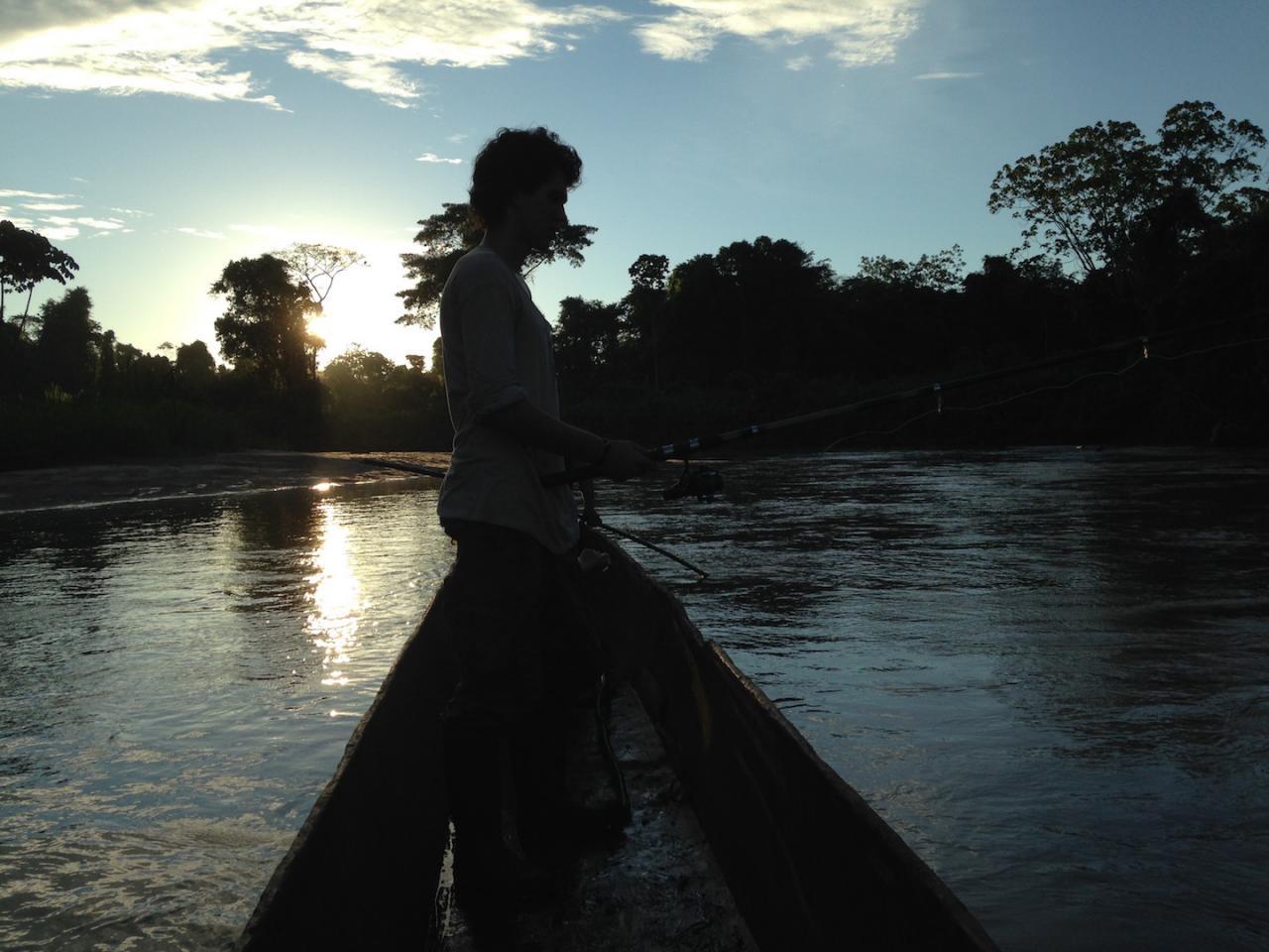 thorgal canoe couche de soleil