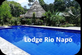 Lodge rio napo